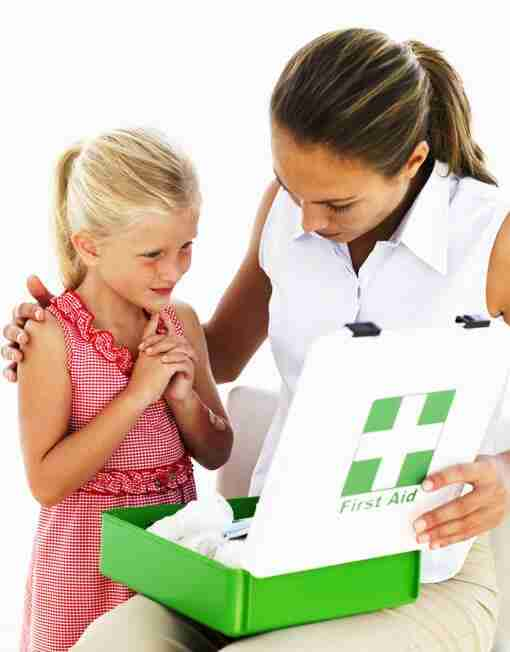 2 day Paediatric First Aid courses London